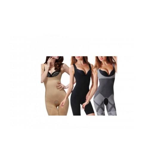 1 + 1:  Set 2 costume modelatoare si de slabit Modelatoare corporale